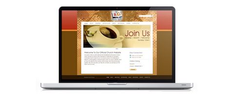 churchwebsite