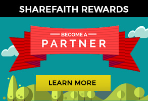 Sharefaith Rewards: The best affiliate program on Earth!